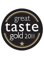 złota gwiazdka w konkursie Great Taste 2011