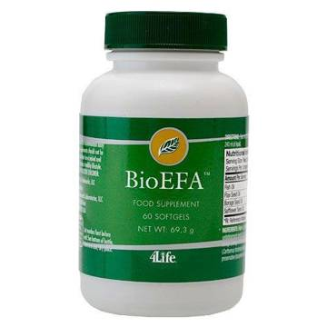4Life BioEFA™ - dietary supplement - country of origin: USA