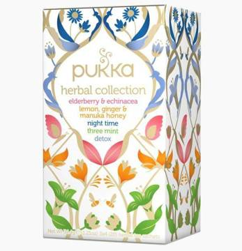 Pukka Herbal Collection BIO